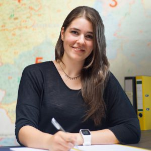 Sophie Ginter - Sifatec GmbH & Co. KG - Ihr Spezialist für Absturzsicherungen
