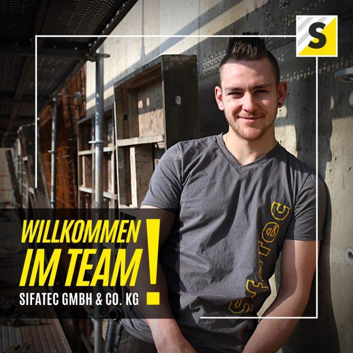 Gerüstbauer aus Leidenschaft - Willkommen im Team Philipp