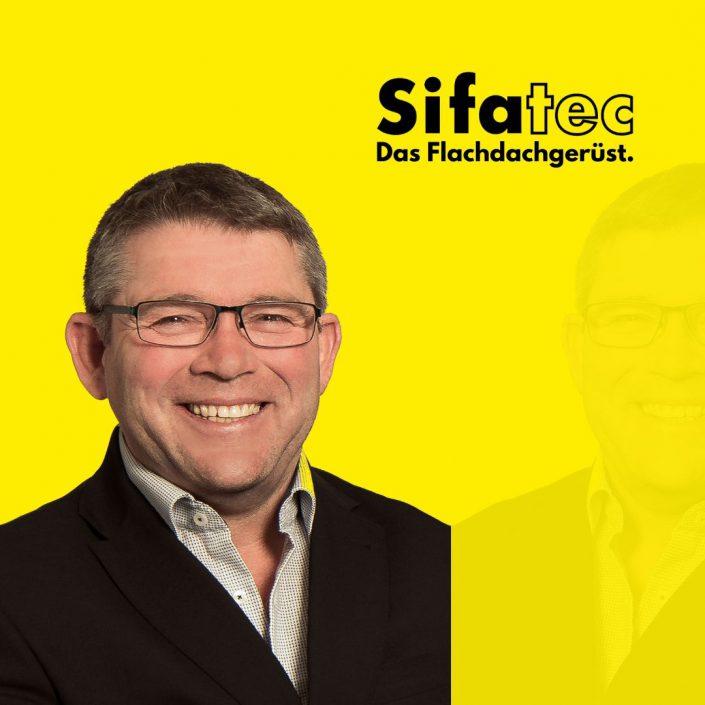 Sifatec - Das Flachdachgerüst - Karl Josef Simon