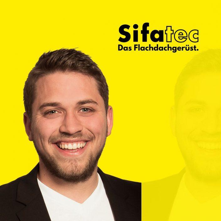 Sifatec - Das Flachdachgerüst - Martin Simon