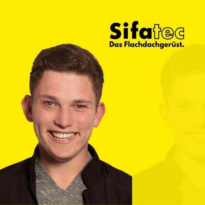 Sifatec - Das Flachdachgerüst - Felix Simon