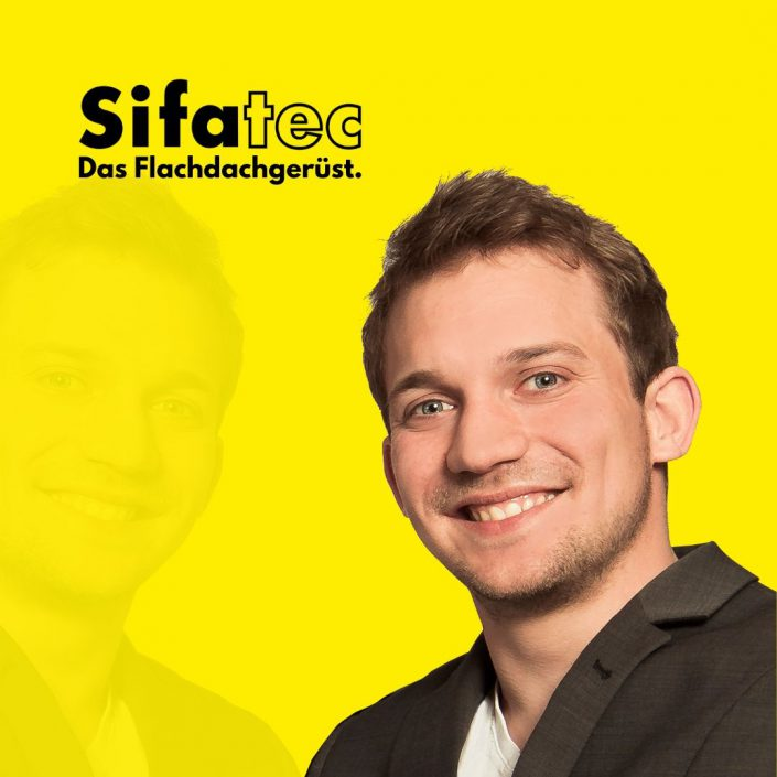 Sifatec - Das Flachdachgerüst - Mathias Simon