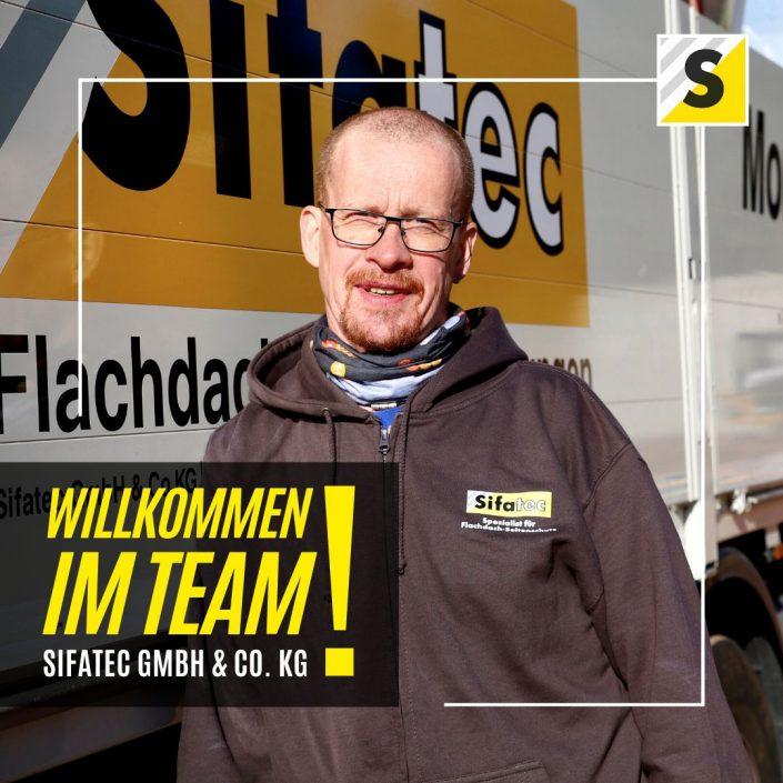 Willkommen im Team von Sifatec