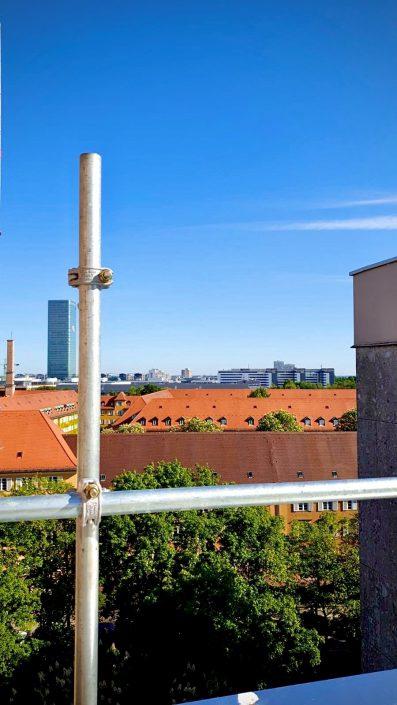 Sifatec - Über den Dächern von München